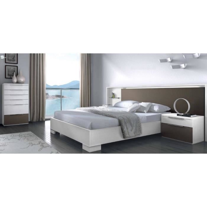 Chambre a coucher moderne pas cher solutions pour la for Des chambres a coucher moderne