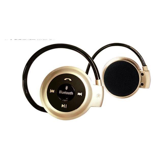 aj casque sans fil bluetooth ecouteurs audio st r o avec. Black Bedroom Furniture Sets. Home Design Ideas