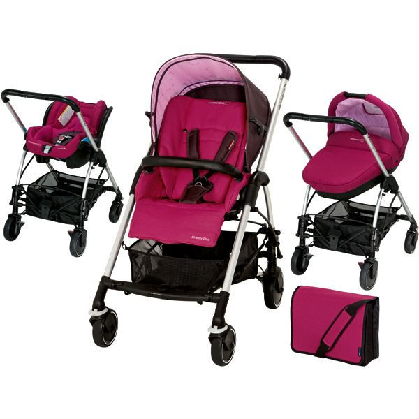 Pack streety plus groupe 0 sweet cerise rouge achat - Cdiscount bebe confort ...