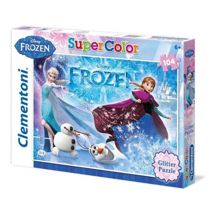 Achat puzzle jeux et jouets sur enperdresonlapin - Jeux de fille reine des neiges ...