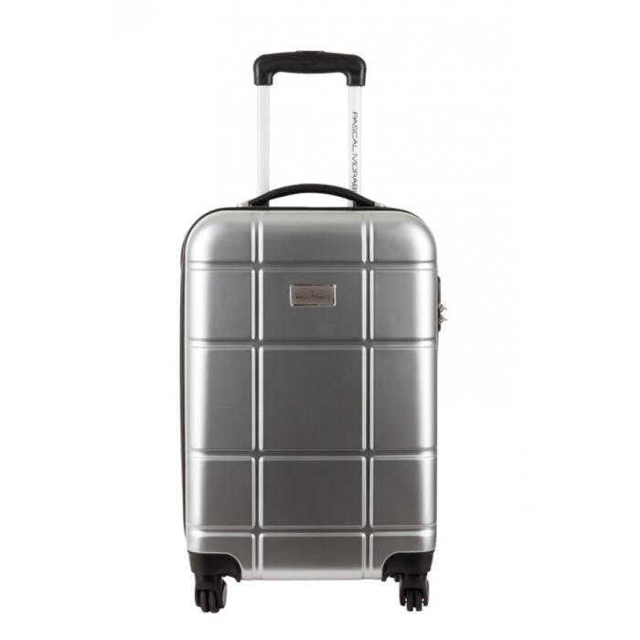 pascal morabito valises homme valise titane argent achat vente valise bagage pascal. Black Bedroom Furniture Sets. Home Design Ideas