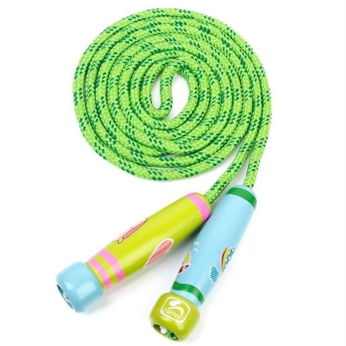 corde a sauter pour enfant achat vente jeux et jouets pas chers. Black Bedroom Furniture Sets. Home Design Ideas