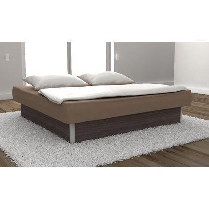 lit couleur noyer achat vente lit couleur noyer pas. Black Bedroom Furniture Sets. Home Design Ideas