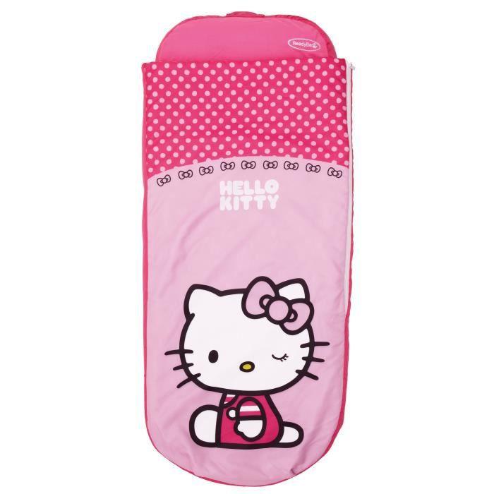 sac de couchage pour enfant design hello kitty prix pas cher cdiscount. Black Bedroom Furniture Sets. Home Design Ideas