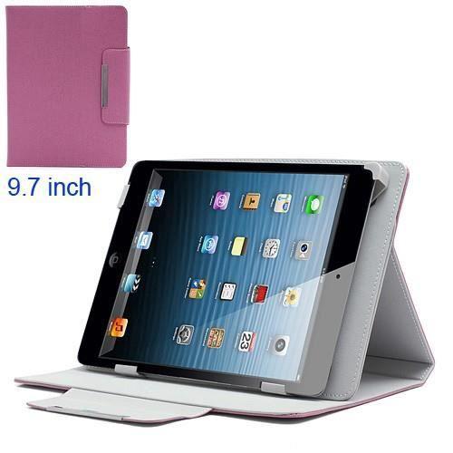 etui housse en cuir pour universal tablette 9 7 pouces. Black Bedroom Furniture Sets. Home Design Ideas
