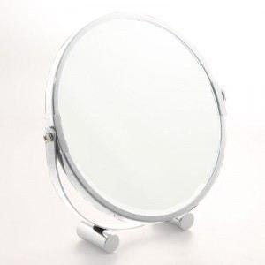 Paris prix miroir sur pied pivotant chrome achat for Miroir paris 18