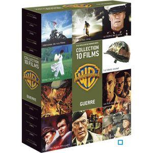 DVD FILM DVD Coffret 90 ans Warner - Coffret 10 films - Gue