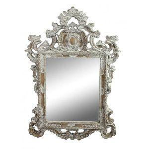 Miroir baroque achat vente miroir baroque pas cher for Grand miroir baroque blanc
