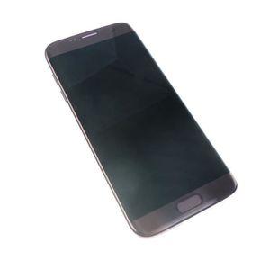 PIÈCE TÉLÉPHONE Ecran vitre tactile et LCD assemblés avec châssis