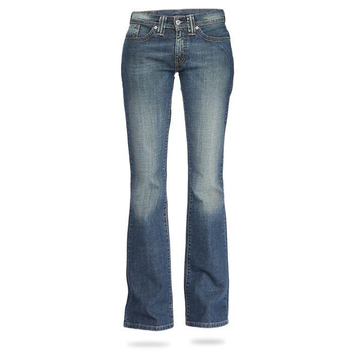 levi 39 s jean bootcut femme achat vente jeans levi 39 s. Black Bedroom Furniture Sets. Home Design Ideas