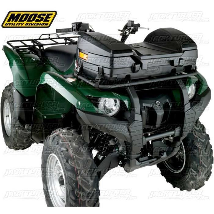 Coffre quad avant rigide modele forester by MOOSE - Achat ...