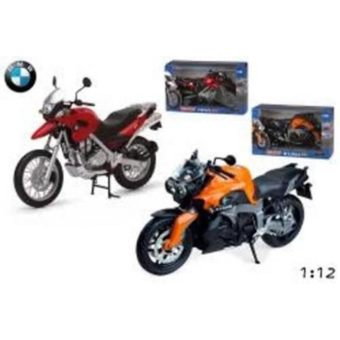 moto bmw 22 cm 2 mod achat vente voiture enfant les soldes sur cdiscount cdiscount. Black Bedroom Furniture Sets. Home Design Ideas