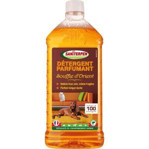 SANITERPEN Désinfectant nettoyant parfumant Orient Pour tous types de sols 1L