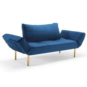 canape dore achat vente canape dore pas cher cdiscount. Black Bedroom Furniture Sets. Home Design Ideas