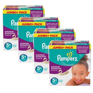 pret a porter r couche pampers  plus
