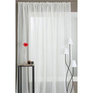 voilage grande hauteur achat vente voilage grande. Black Bedroom Furniture Sets. Home Design Ideas
