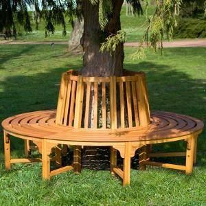 banc de jardin tour d 39 arbre achat vente banc d 39 ext rieur banc de jardin tour d 39 arbre cdiscount. Black Bedroom Furniture Sets. Home Design Ideas