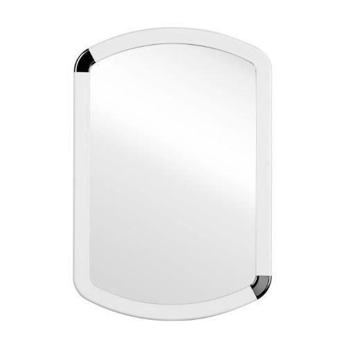 Premier housewares miroir mural pour salle de bain blanc for Miroir mural salle de bain