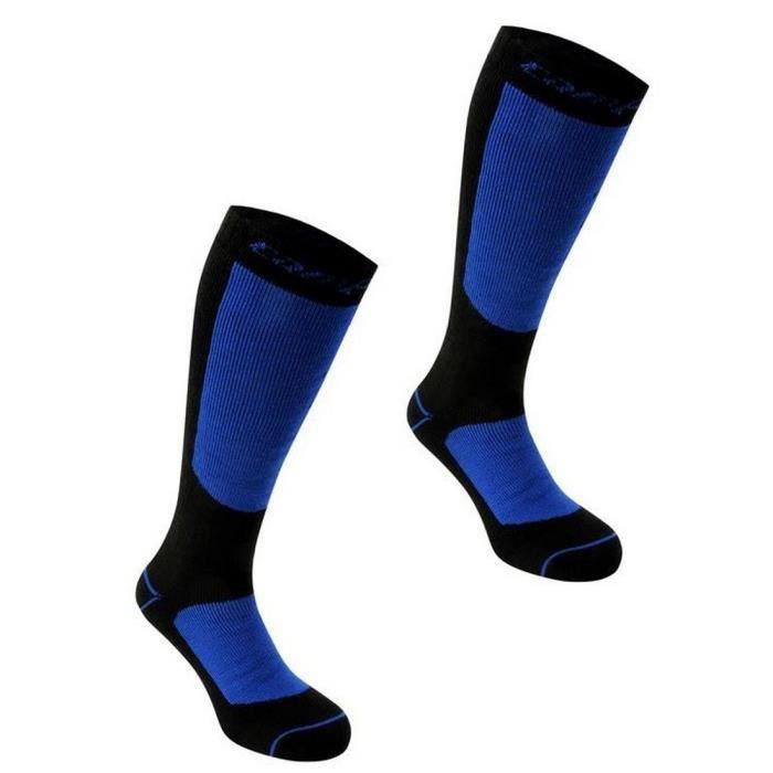 lot de 2 paires de chaussettes de ski homme prix pas. Black Bedroom Furniture Sets. Home Design Ideas