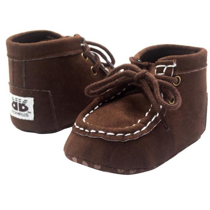 eozy chaussons b b enfant gar on antid rapant chaud souple achat vente chausson pantoufle. Black Bedroom Furniture Sets. Home Design Ideas