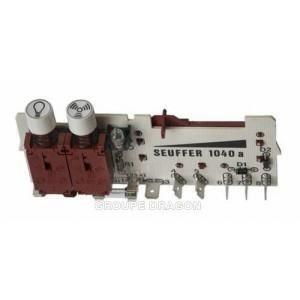 Module variateur de vitesse pour hotte thermor achat vente pi ce appareil cdiscount for Comhotte aspirante sauter