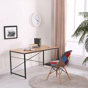 bureau bois et metal achat vente bureau bois et metal. Black Bedroom Furniture Sets. Home Design Ideas