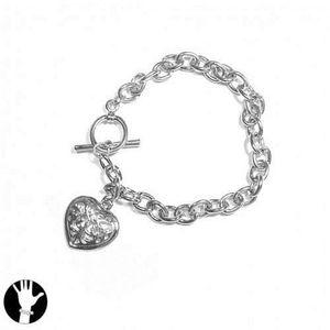 BRACELET - GOURMETTE Bracelet en Métal  L.17,5cm