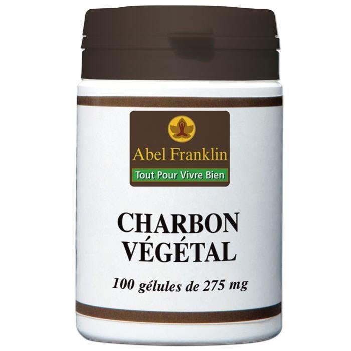 Solution ventre plat - charbon végétal 500 mg - Achat ...
