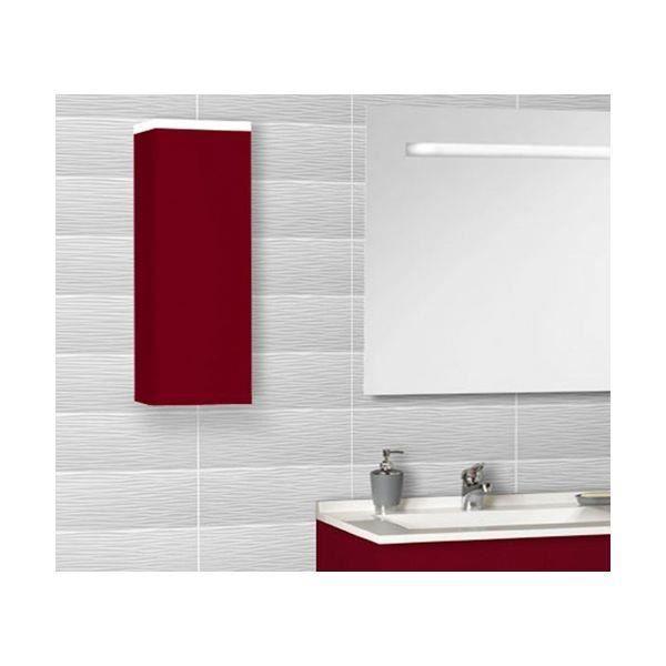 Colonne de salle de bain r versible diamant ch ne achat for Colonne salle de bain occasion