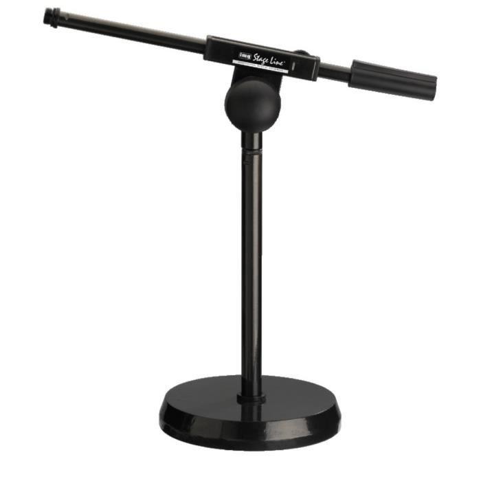 pied de micro de table achat vente microphone. Black Bedroom Furniture Sets. Home Design Ideas