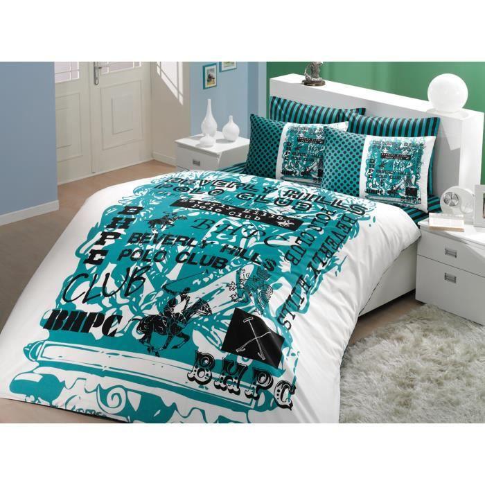 bhpc housse de couette 200x220 cm 003 achat vente. Black Bedroom Furniture Sets. Home Design Ideas