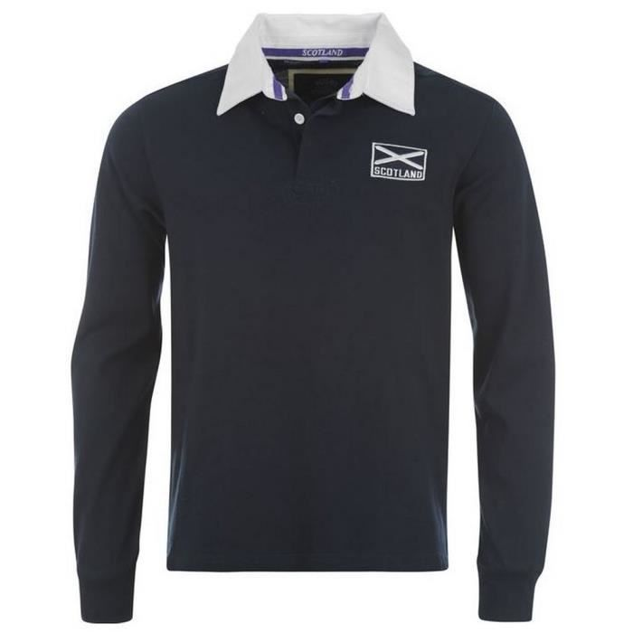 le sport r polo rugby manche longue