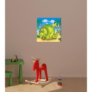 tableau toile enfant achat vente tableau toile enfant pas cher cdiscount. Black Bedroom Furniture Sets. Home Design Ideas