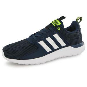 BASKET Adidas Neo Cloudfoam Lite Racer bleu, baskets mode