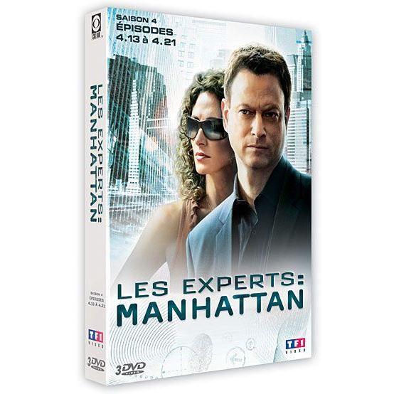 Saison 8 des Experts : Manhattan — Wikipédia