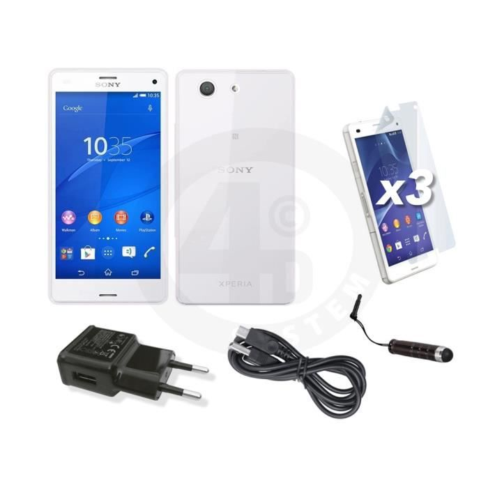 coque silicone sony xperia z3 compact chargeur achat. Black Bedroom Furniture Sets. Home Design Ideas