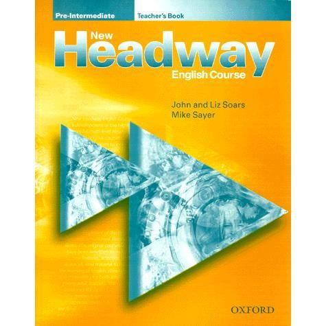 english course( intermediate)решебник new headway