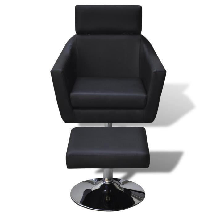 ce fauteuil avec son repose pieds est confortable pour le. Black Bedroom Furniture Sets. Home Design Ideas