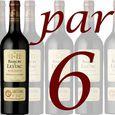 Baron de Lestac Bordeaux Rouge 75cl x 6