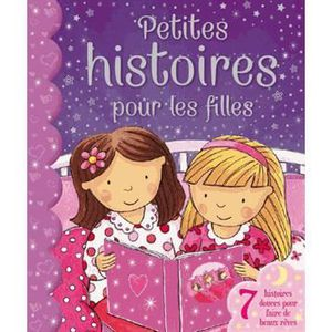 histoire pour les petites filles achat vente histoire pour les petites filles pas cher. Black Bedroom Furniture Sets. Home Design Ideas
