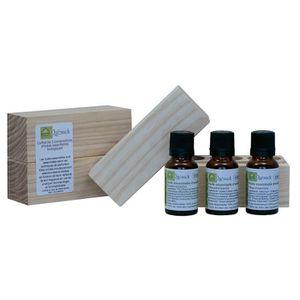 coffret pour huiles essentielles achat vente coffret pour huiles essentielles pas cher. Black Bedroom Furniture Sets. Home Design Ideas