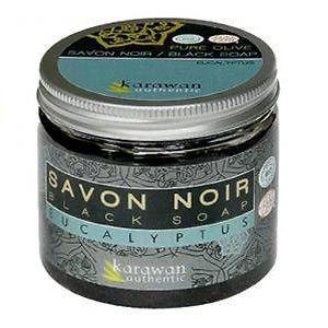 SAVON - SYNDETS Savon noir Eucalyptus BIO - 200 ml