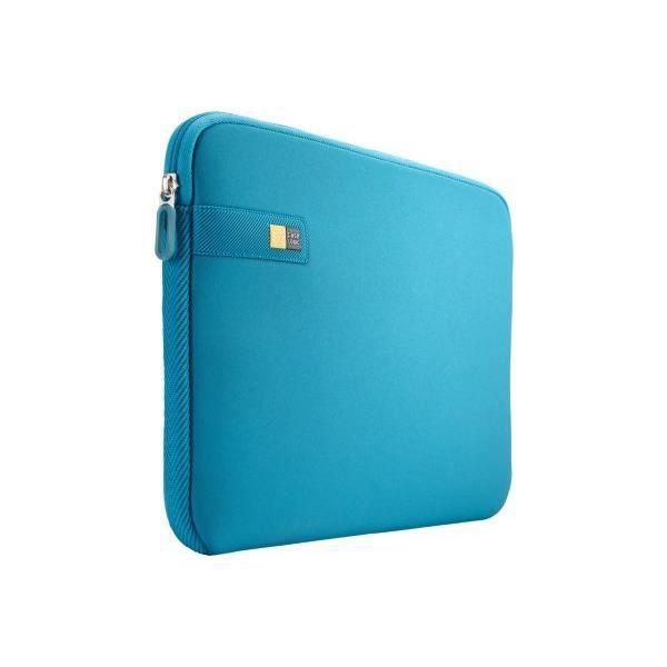 Housse caselogic macbook pro air 13 39 39 bl bleu achat for Housse macbook air 13