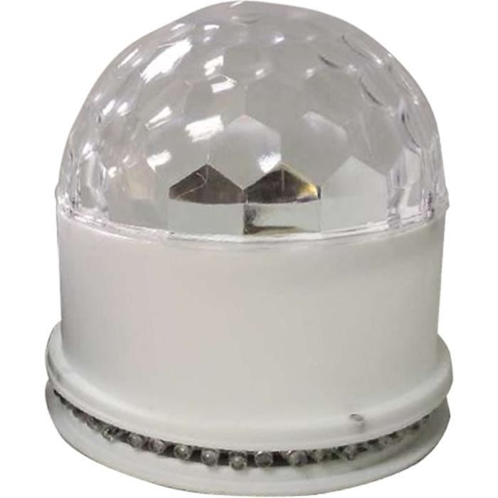 boost ufo astro wh jeux de lumi re led rvb blanc. Black Bedroom Furniture Sets. Home Design Ideas