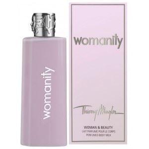 Womanity de thierry mugler lait de parfum pour le achat for Thierry mugler miroir des envies