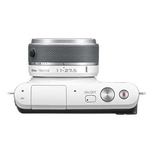 NIKON 1 S2 Hybride Blanc + NIKKOR 11–27.5mm f/3.5-5