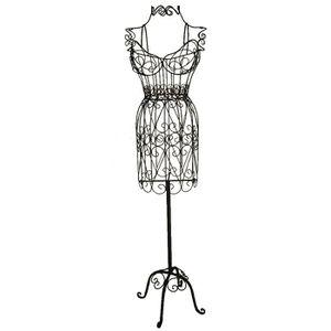 buste couture mannequin sur pied fer retro achat vente buste mannequin cdiscount. Black Bedroom Furniture Sets. Home Design Ideas