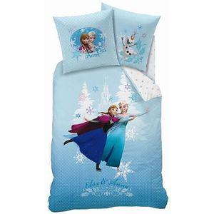 taie oreiller reine des neige achat vente taie oreiller reine des neige pas cher cdiscount. Black Bedroom Furniture Sets. Home Design Ideas