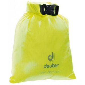 SAC A DOS TECHNIQUE Sac étanche Deuter Light Drypack 1