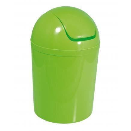 petite poubelle de salle de bain plastique achat vente